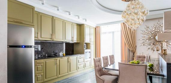 Ремонт четырёхкомнатной квартиры в Рязани (Московский)